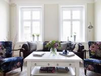 三居室-88平米-客厅装修设计