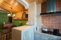 三居室-90平米-厨房装修设计