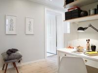 -三居室-88平米-书房装修设计