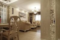 四居室-139平米-客厅装修设计