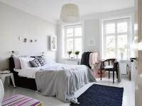 三居室-88平米-卧室装修设计