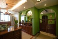 三居室-90平米-客厅装修设
