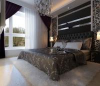 二居室-81.24平米-卧室装修设计