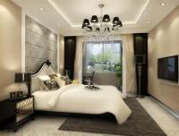 二居室-81.24平米-卧室装修设计2