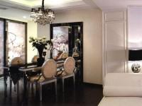 四居室-139平米-餐厅装修设计