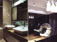 四居室-139平米-卫生间装修设计