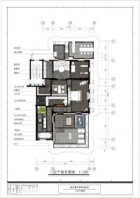 原墅2栋501-三层平面图 (3)