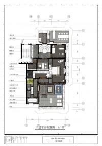 置信·原墅2幢501-三层平面图