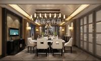 置信·原墅·2幢501 03餐厅视角二