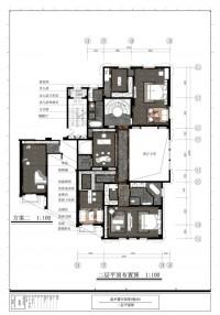 置信·原墅2幢501-二层平面图